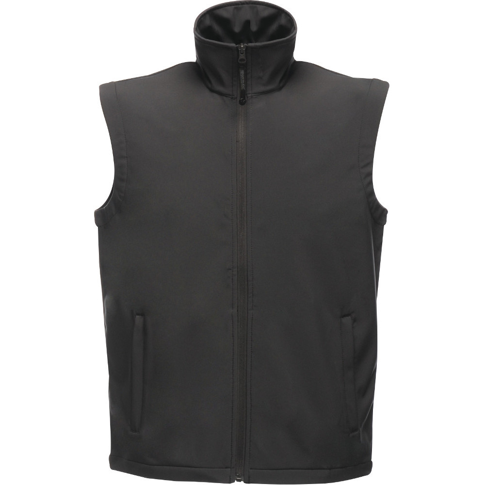 Regatta Professional Mens Classic Softshell Bodywarmer Gilet 3xl - Chest 49-51 (124.5-129.5cm)