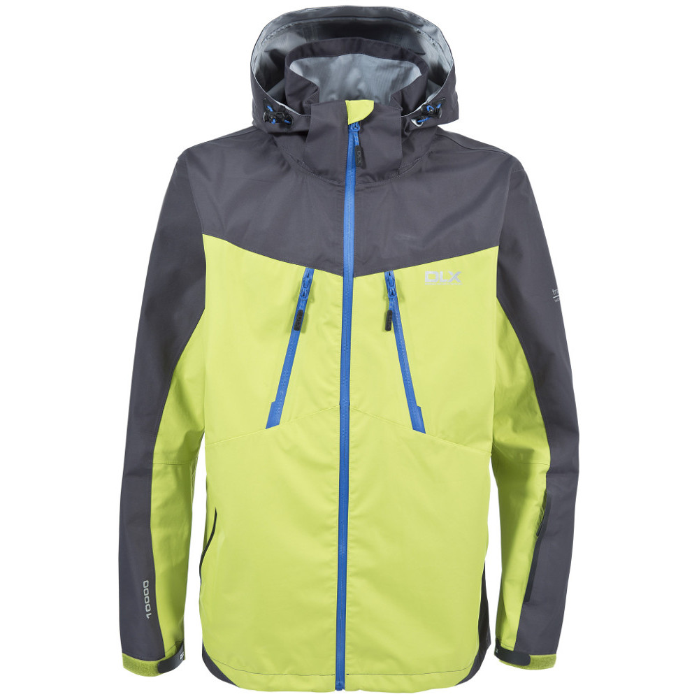 Trespass Mens Cassius DLX Waterproof Breathable Technical