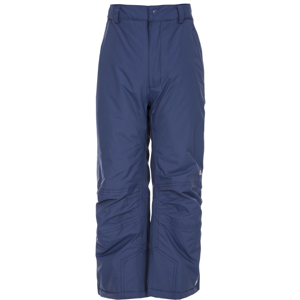 Trespass Boys Girls Contamines Waterproof Breathable Ski Trouser 9-10 Years- Waist 28 (71cm)
