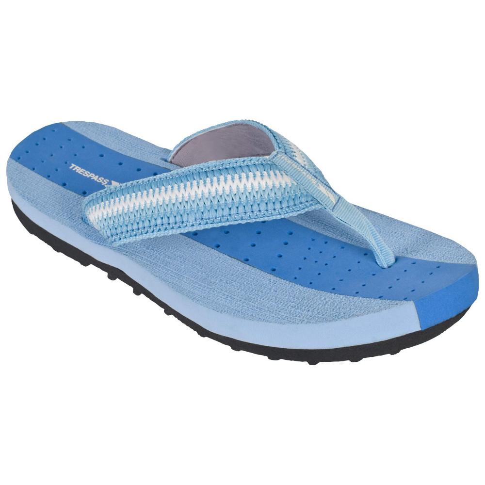 Product image of Trespass Ladies Missy Textile Upper Flip Flop Sandal