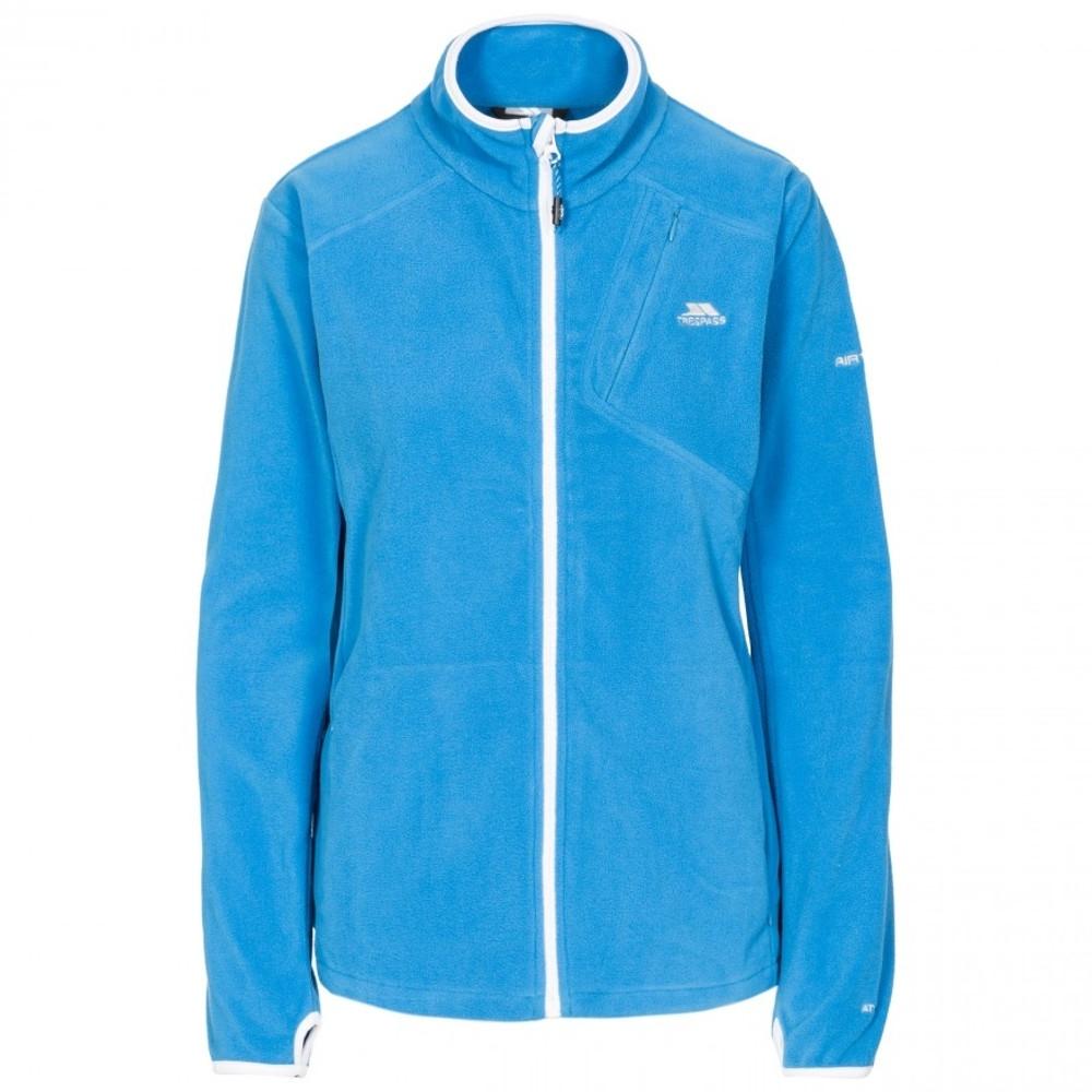 Trespass Womens/ladies Saskia Ultra Lightweight Fleece Jacket 16/xl - Bust 40 (101.5cm)