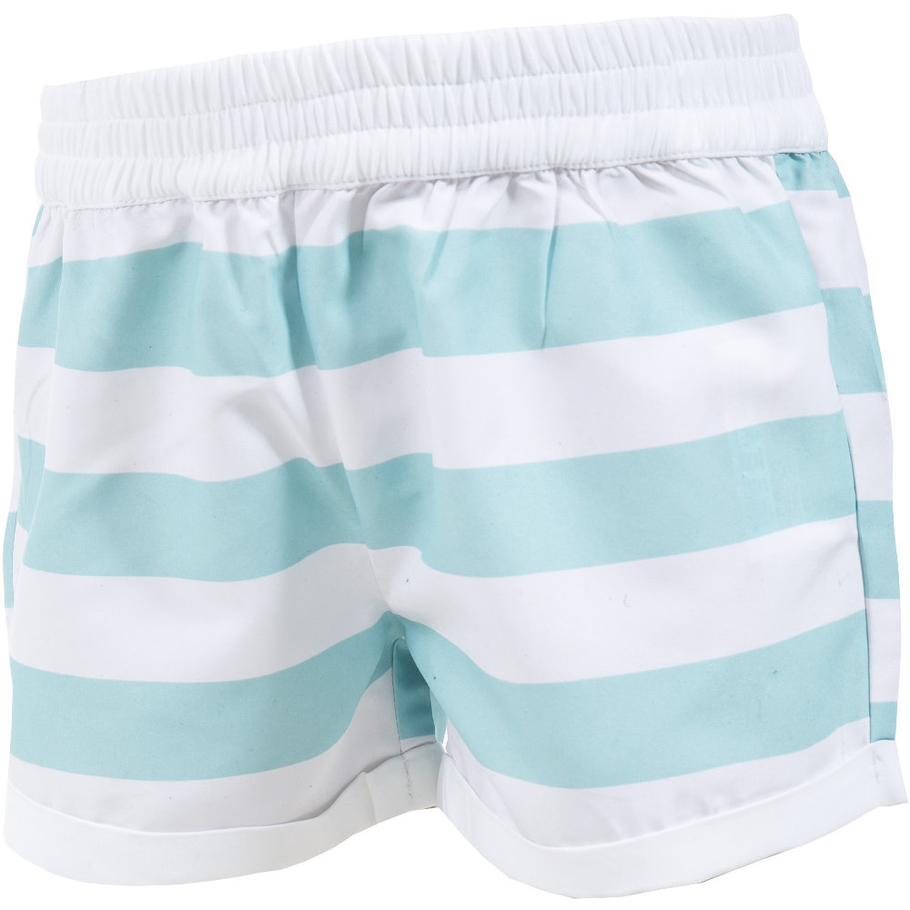 Product image of Trespass Girls Wini Short Length Summer Casual Striped Shorts 2-3 years - Waist 20' (50.5cm)  Inside