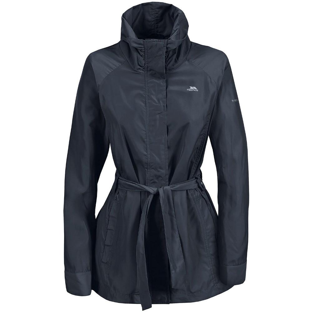 Trespass Womens/Ladies Droplet Rain Coat Style Casual