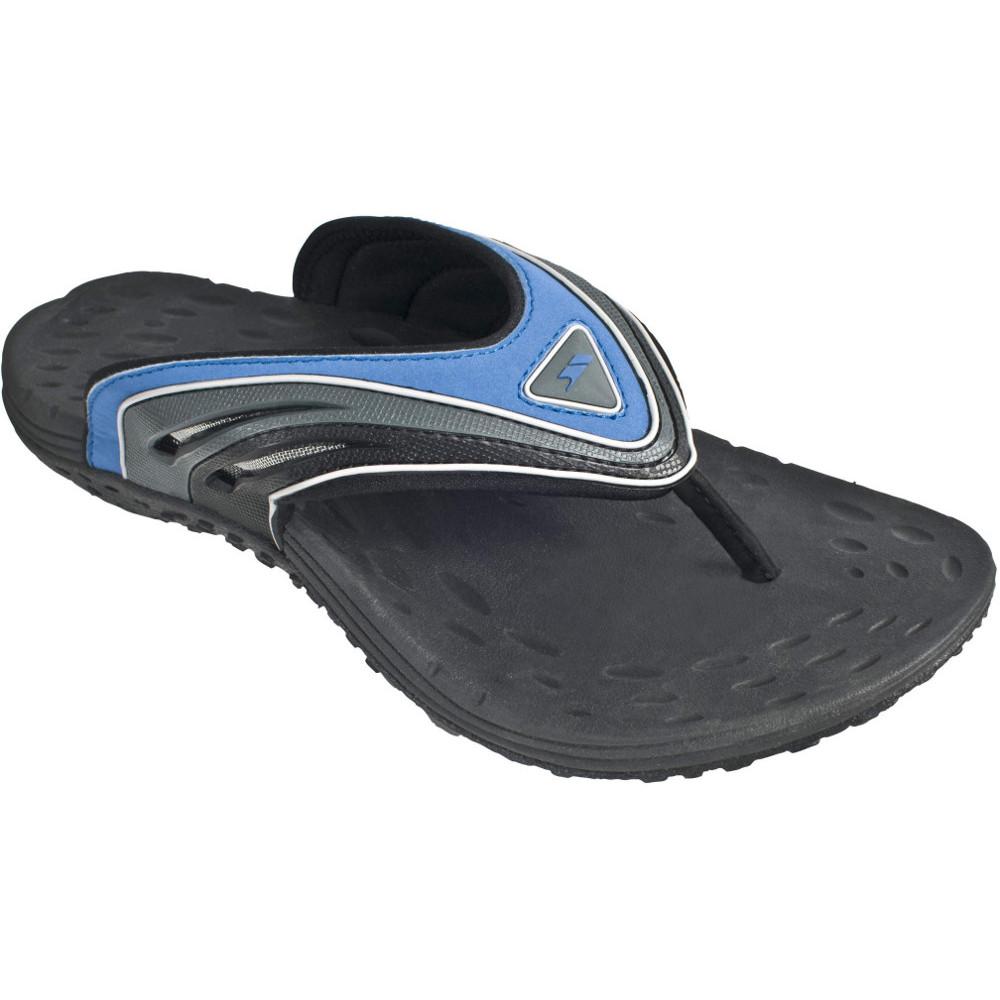 Product image of Trespass Mens Evolv Active Lightweight Flip Flop Sandals UK Size 11 (EU 45  US 12)