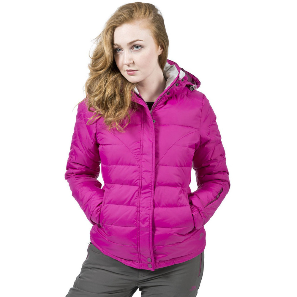 Trespass Womens/Ladies Cintia Natural Feather Padded Down