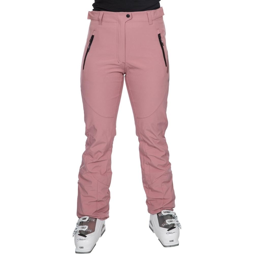 Trespass Womens/ladies Amaura Stretch Softshell Ski Trousers Xxs- Uk 6  Waist 26 (66cm)
