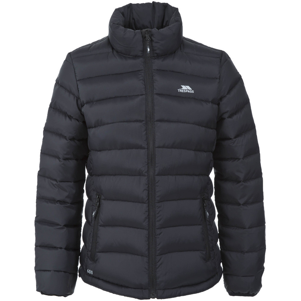 Trespass Womens/ladies Letty Natural Feather Down Padded Jacket 16/xl - Bust 40 (101.5cm)