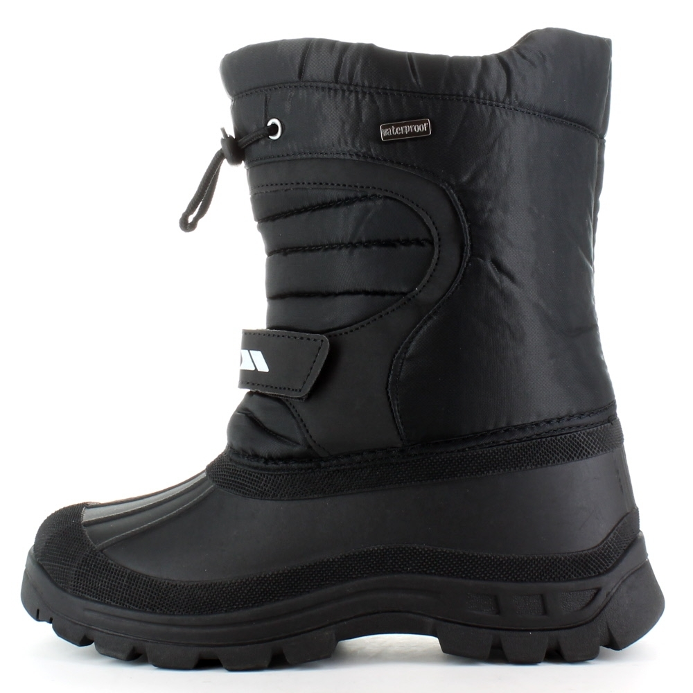Trespass Unisex Boys And Girls Dodo Winter Snow Walking Boot Uk Size Y7 ( Eu 40  Us 8)