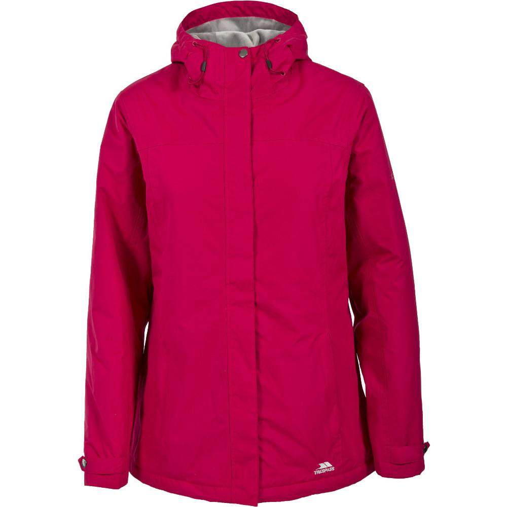 Trespass Womens/Ladies Edna Waterproof Padded Coat Jacket