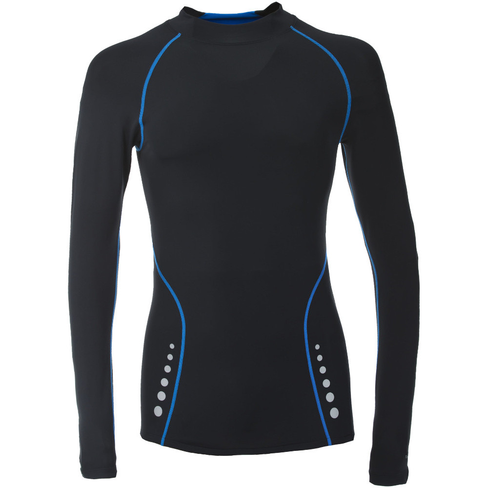 Trespass Mens Brawn Wicking Quick Dry Compression Baselayer Top S - Chest 35-37 (89-94cm)