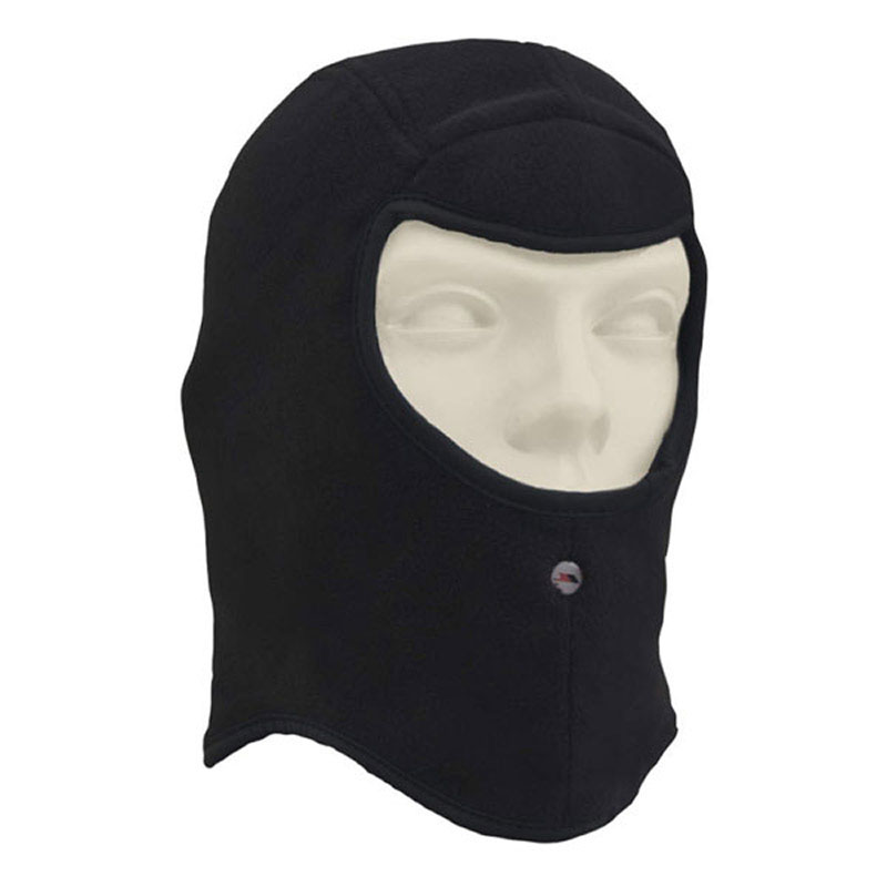 Product image of Trespass Mens Noseslide Warm Fleece Balaclava Black One Size