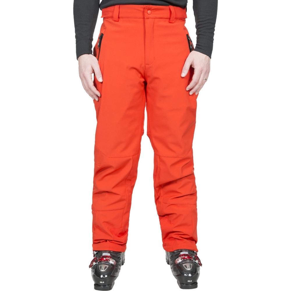 Trespass Mens Westend Waterproof Stretch Softshell Ski Trousers Xl- Waist 39-41 (99-104cm)