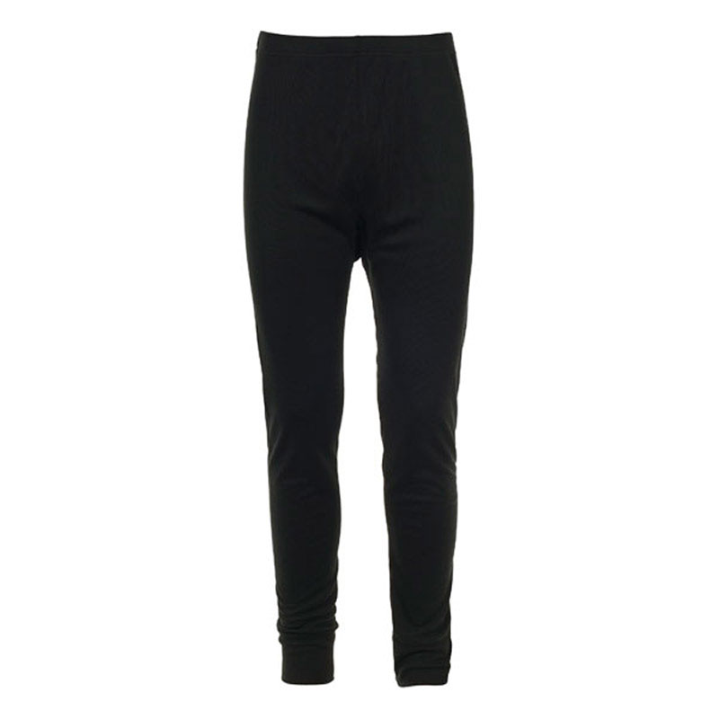 Product image of Trespass Unisex Adults Yomp 360 Thermal Base Layer Pants Black