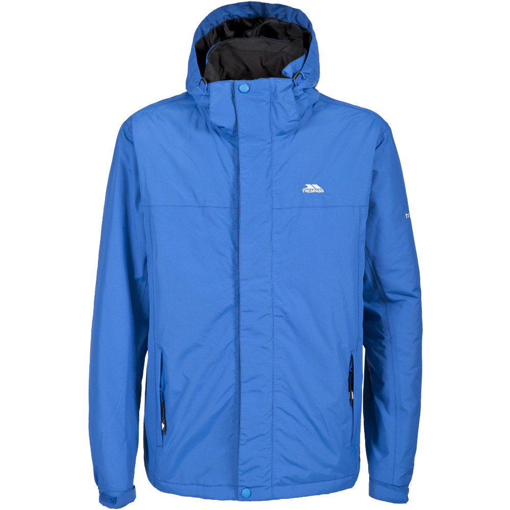 Trespass Mens Donelly Waterproof Breathable Padded Rain