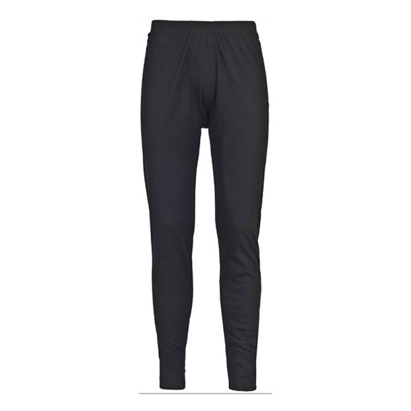 Product image of Trespass Unisex Praise Thermal Baselayer Pants Black