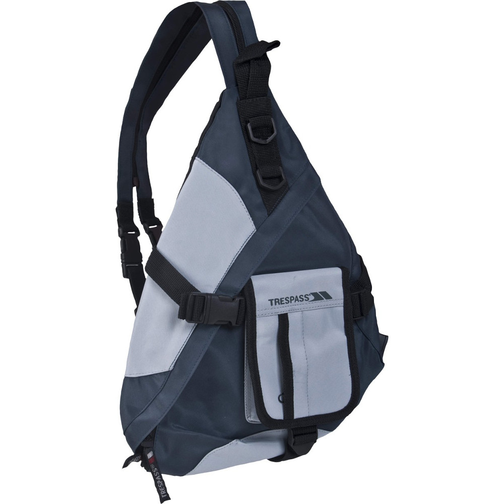 trespass mens and womens/ladies mas x lightweight casual backpack bag one size