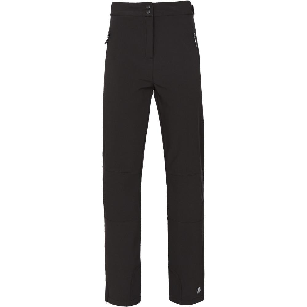 Trespass Womens/ladies Squidge Ii Stretch Softshell Walking Trousers 12/m - Waist 30 (76cm)  Inside Leg 30.25