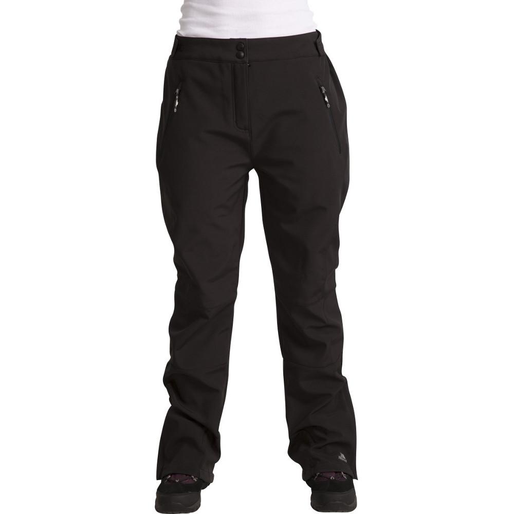 Trespass Womens/ladies Squidge Ii Stretch Softshell Walking Trousers 8/xs - Waist 25 (66cm)  Inside Leg 28