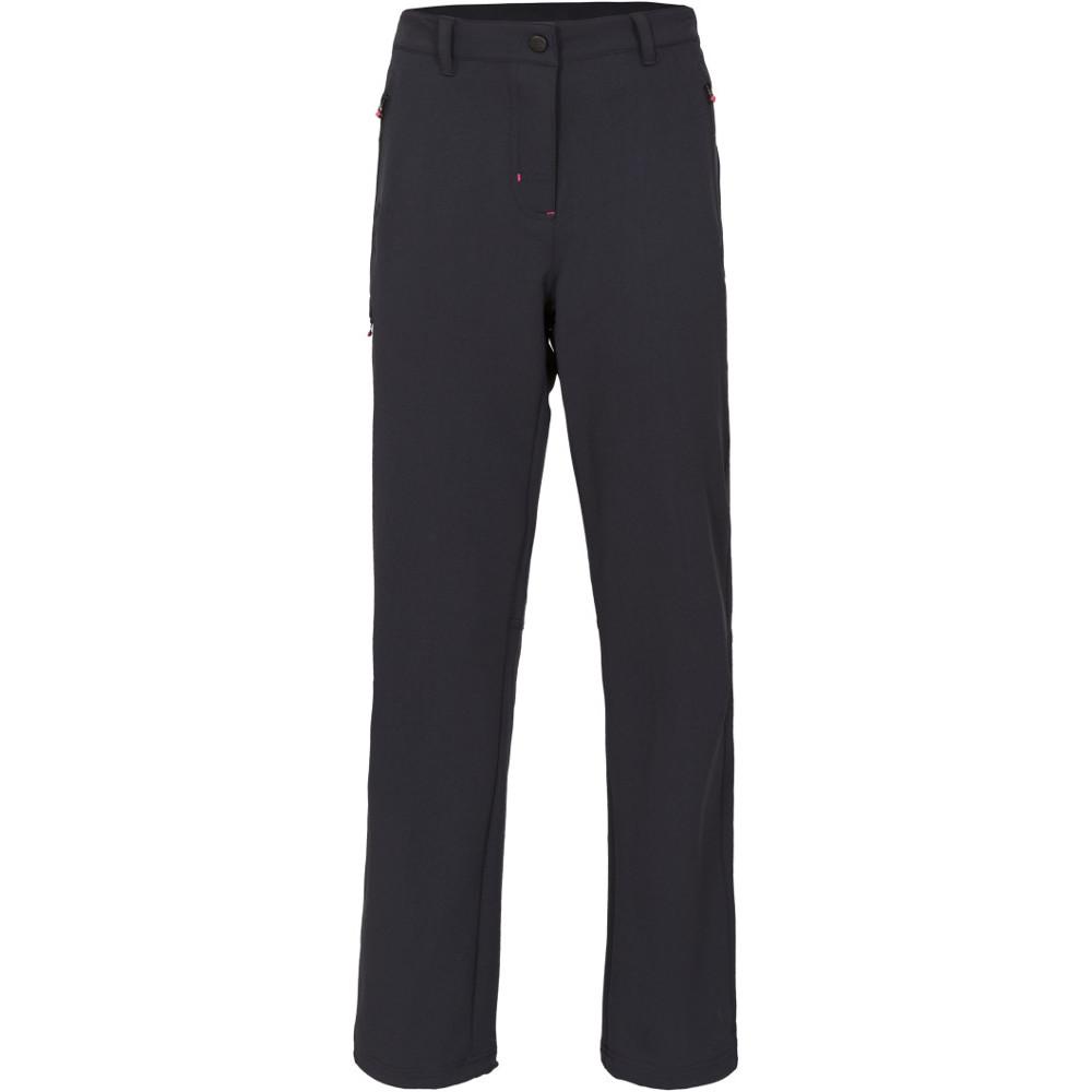 Trespass Womens/ladies Swerve Dlx Stretch Active Walking Trousers 6/xxs - Waist 23 (61cm)  Inside Leg 26
