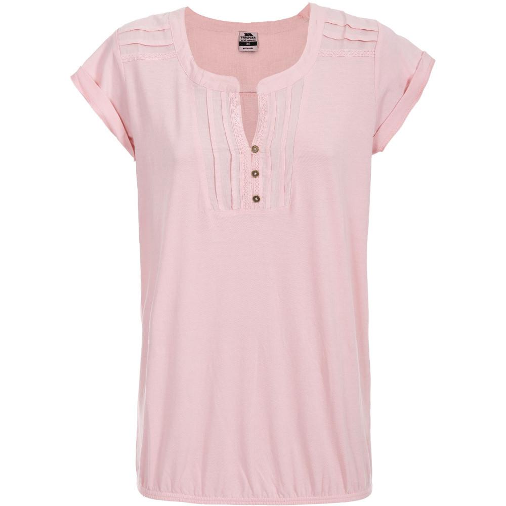 Trespass Womens/ladies Casalla Natural Wicking Merino Casual Vest Top 8/xs - Bust 32 (81cm)