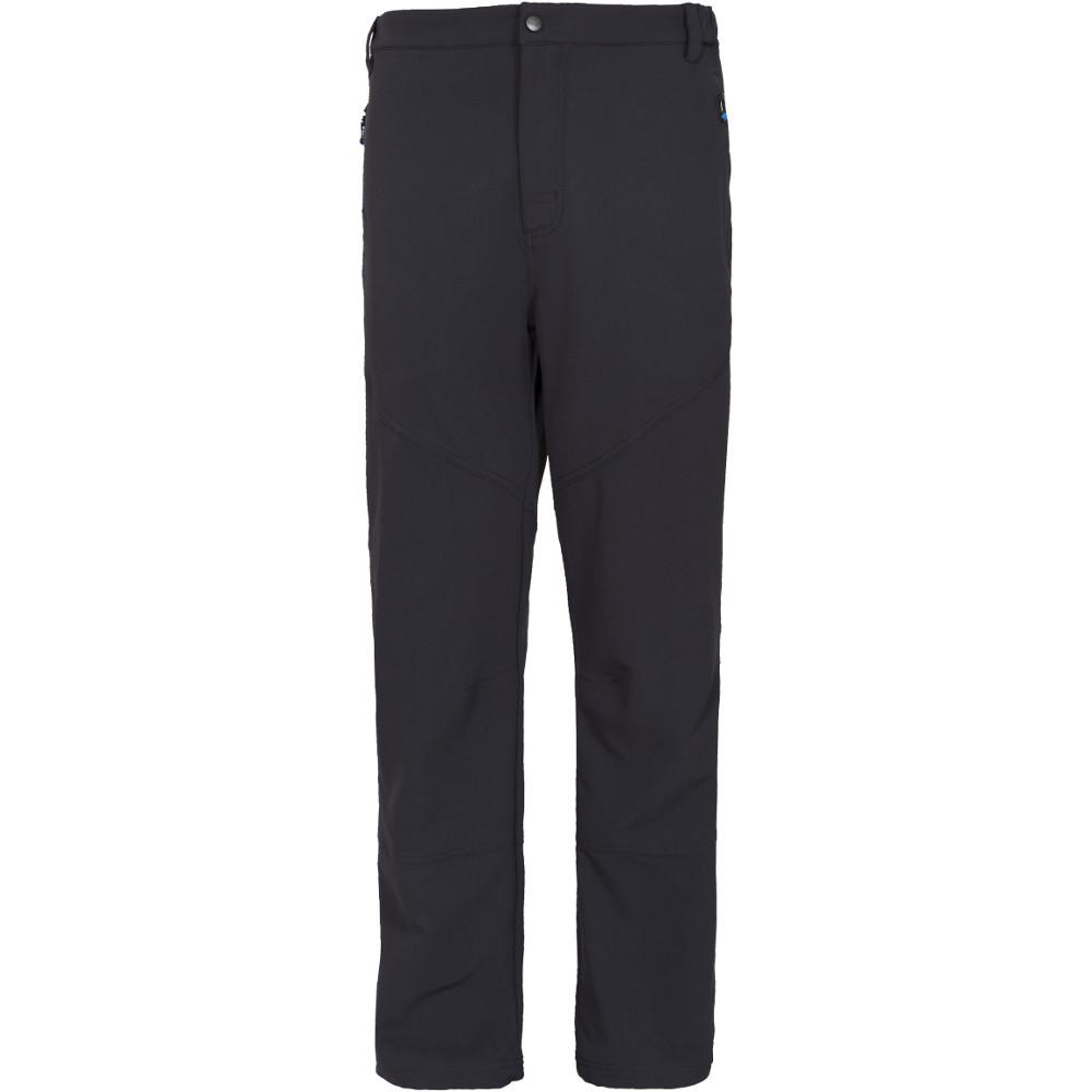Trespass Mens Canyon Polyamide Polyester Elastane Walking Trousers L - Waist 38 (91.5cm)  Inside Leg 84cm