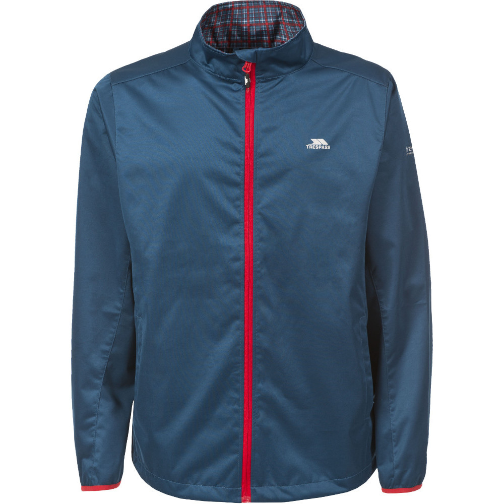 Trespass Mens Elvin Knitted Waterproof Breathable Softshell