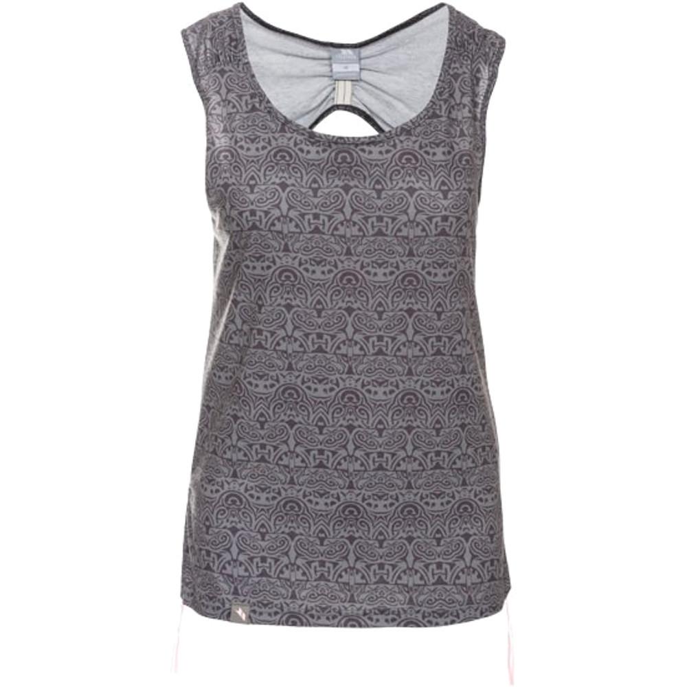 Trespass Womens/ladies Ono Casual Sleeveless Round Neck Vest Top 14/l - Bust 38 (96.5cm)