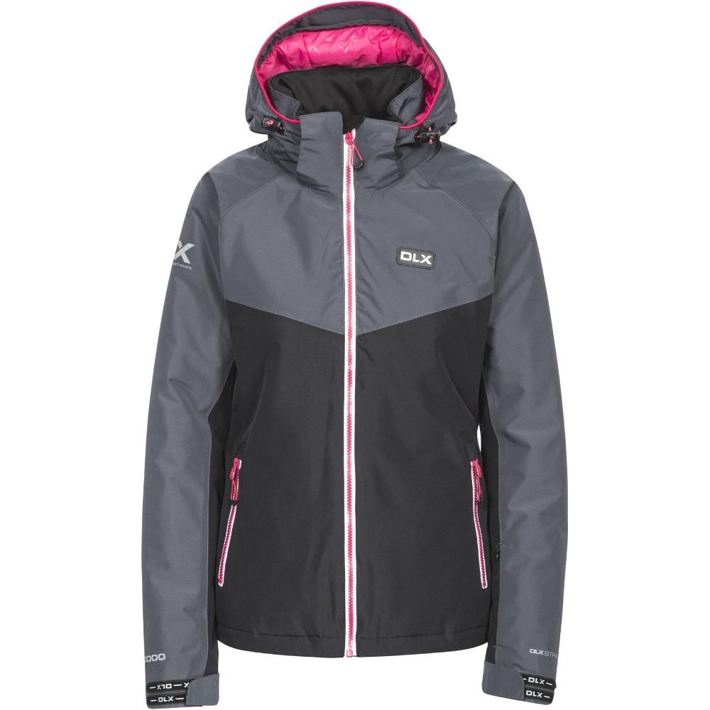 Trespass Womens/ladies Crista Waterproof Breathable Dlx Ski Jacket Xs - Bust 32 (81cm)