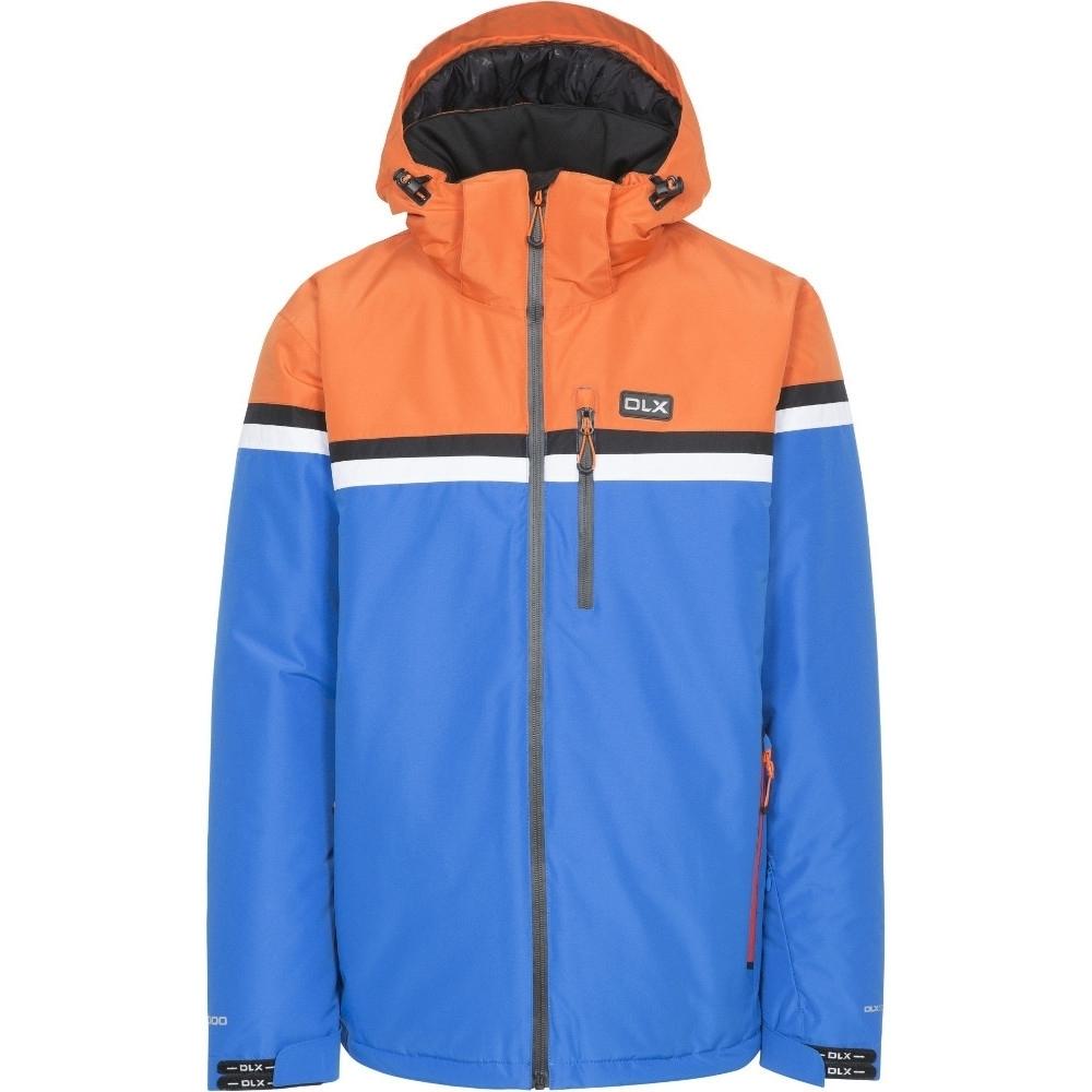 Trespass Mens Niven Waterproof Breathable Windproof Dlx Ski Jacket Xl - Chest 44-46 (111.5-117cm)