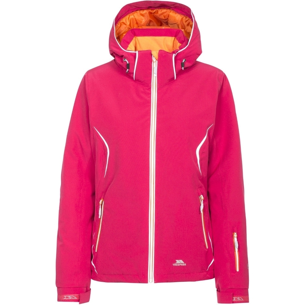 Trespass Womens/ladies Tyrona Waterproof Breathable Padded Ski Jacket S - Bust 34 (86cm)