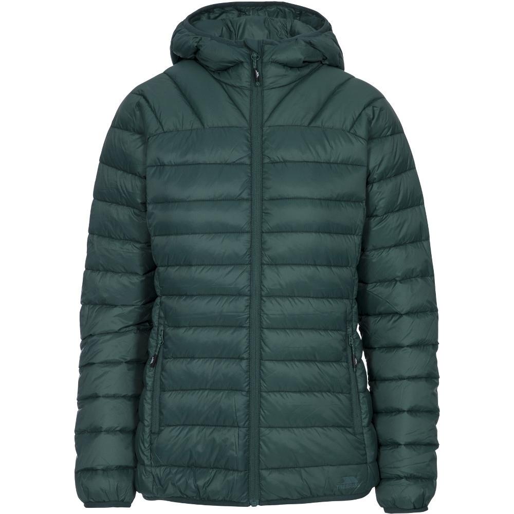 Trespass Womens/ladies Trisha Ultra Lightweight Packable Padded Jacket Xs- Uk 8  Bust 32 (81cm)