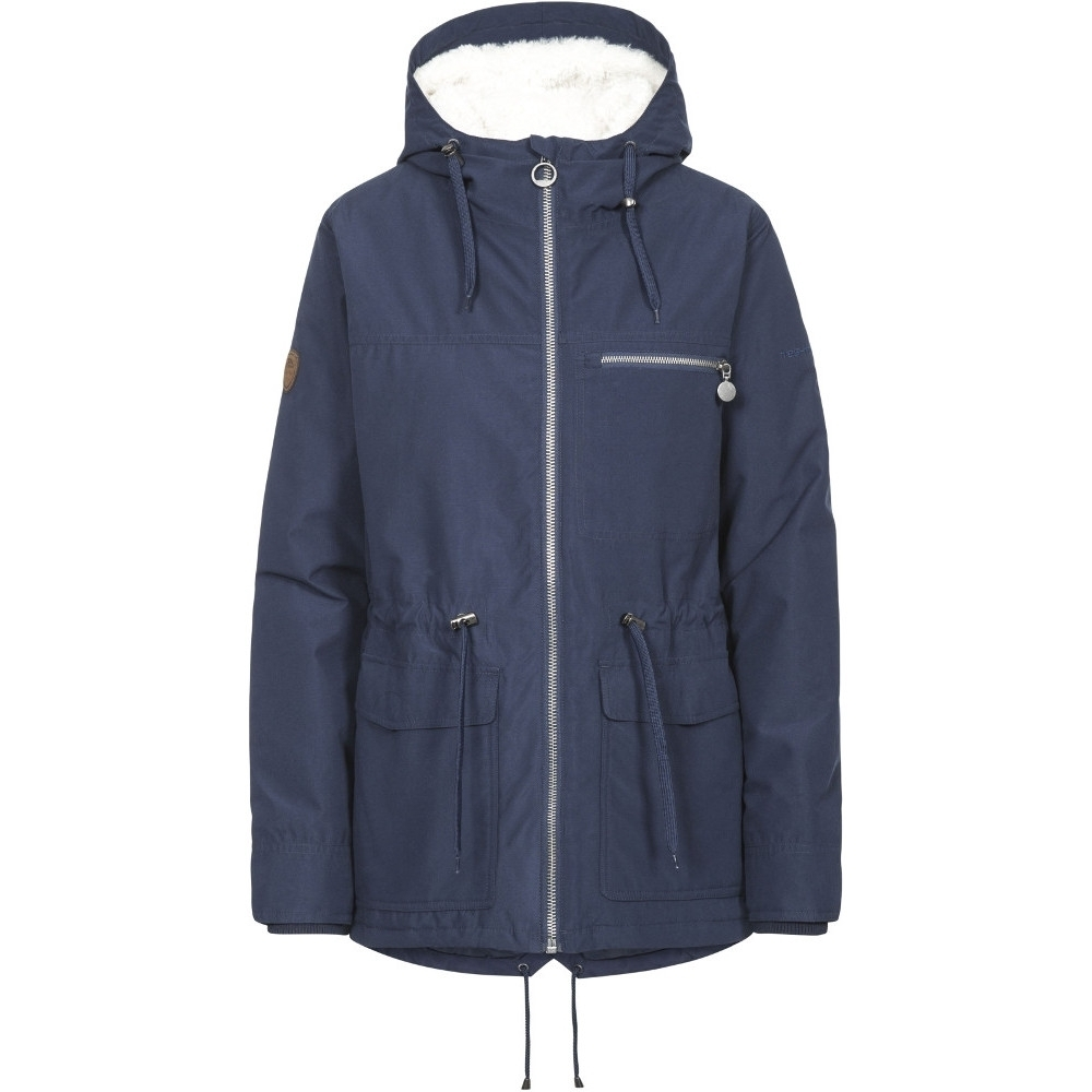 Trespass Womens/ladies Forever Waterproof Breathable Padded Jacket L - Bust 38 (96.5cm)