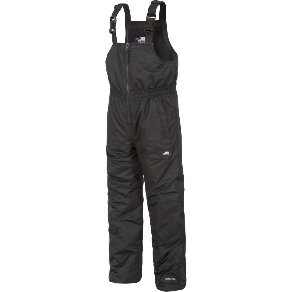 Trespass Girls Kalmar Waterproof Breathable Ski Suit Trousers Pants 2-3 Years - Height 38  Chest 21 (53cm)