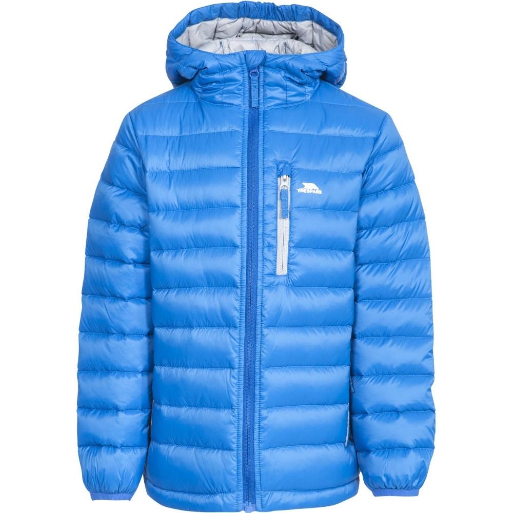 Trespass Girls Morley Ultra Lightweight Packable Down Jacket Coat 5-6 Years- Chest 24 (61cm)