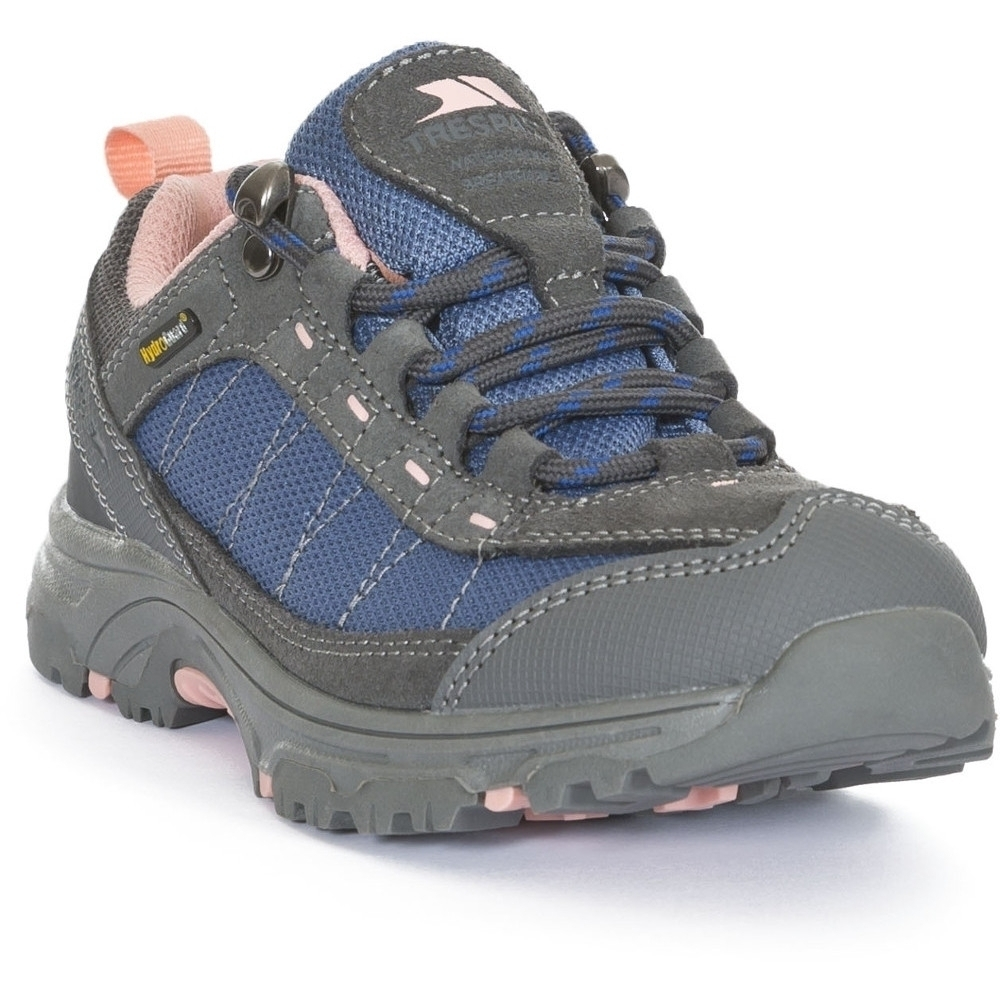 Trespass BoysandGirls Hamley Waterproof Breathable Walking Boots Uk Size 2 (eu 34  Us 3)