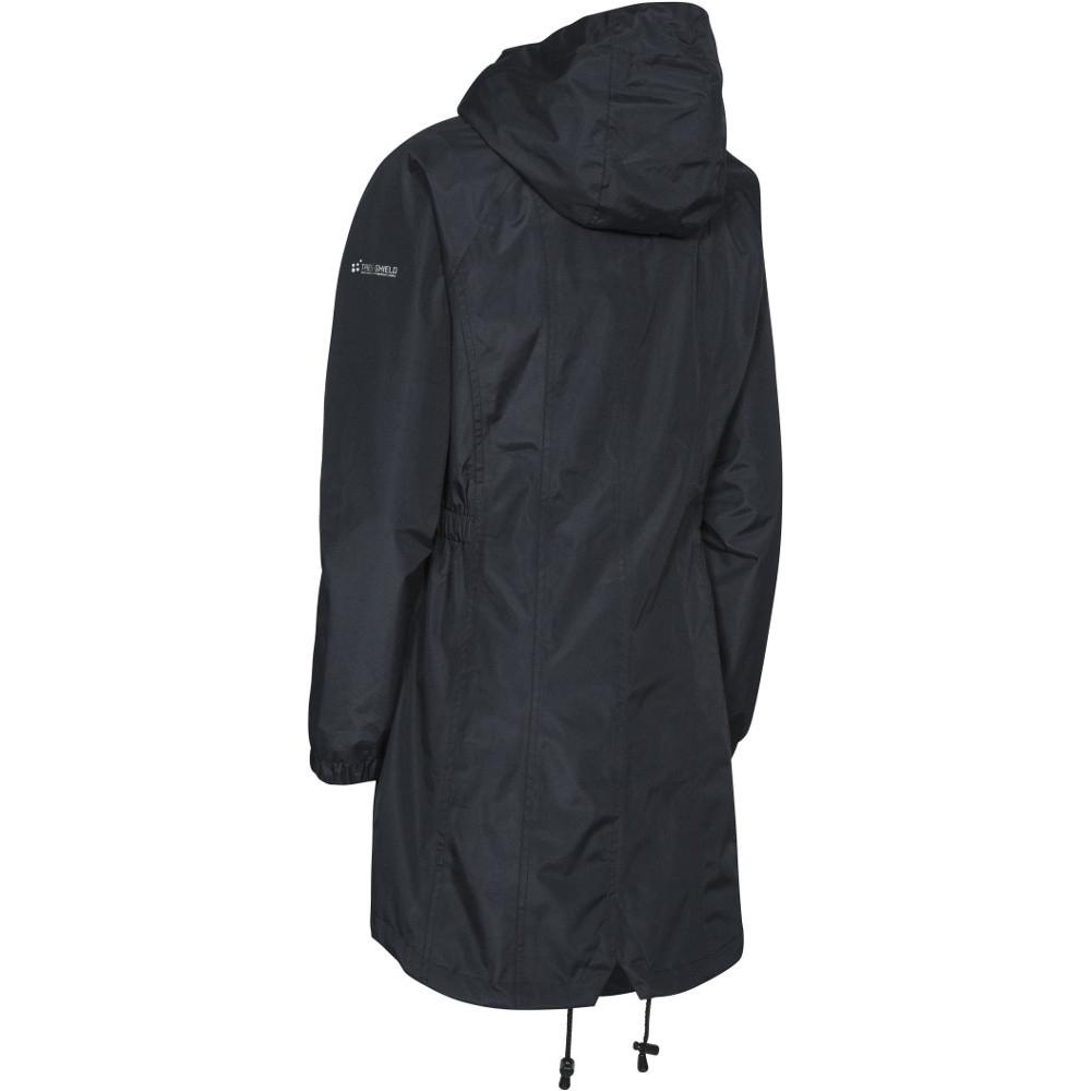 Trespass Womens/ladies Daytrip Hooded Waterproof Walking Jacket Coat 8/xs - Bust 32 (81cm)