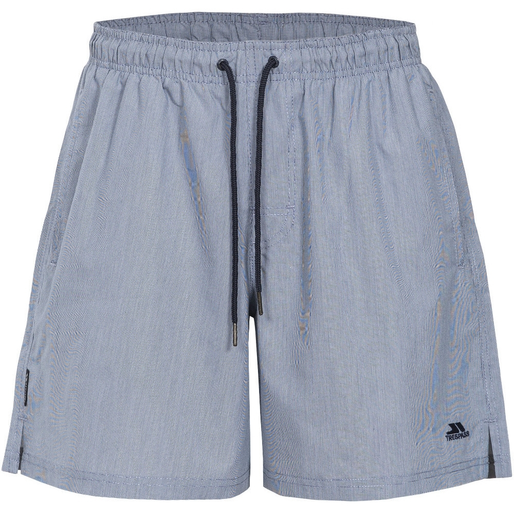 Trespass Mens Volted Casual Summer Surf Mid Length Quick Dry Shorts Xs - Waist 27-29 (68-75cm)