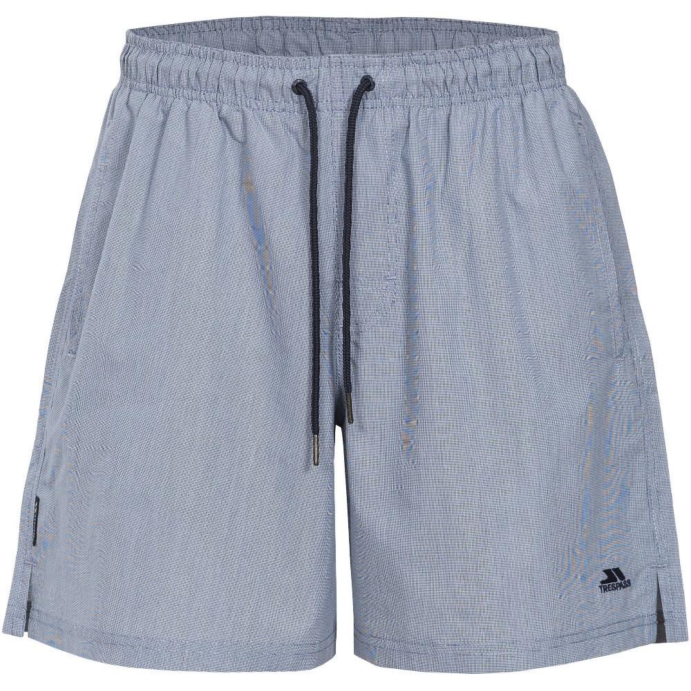 Trespass Mens Volted Casual Summer Surf Mid Length Quick Dry Shorts Xxs - Waist 24-26 (60-67cm)