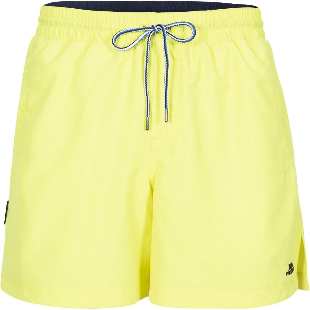 Trespass Mens Granvin Casual Summer Surf Mid Length Quick Dry Shorts S - Waist 30-32 (76-81cm)