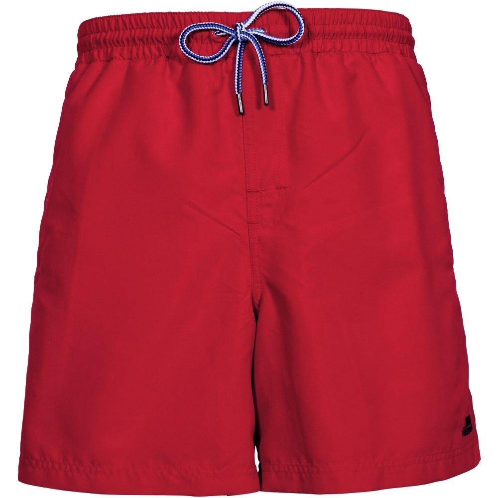 Trespass Mens Granvin Casual Summer Surf Mid Length Quick Dry Shorts Xxs - Chest 29-31 (77-82cm)
