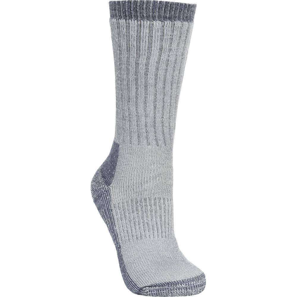 Trespass Mens Strolling Antiblister Merino Wool Walking Outdoor Socks Uk Size 7-11 (eu 41-44  Us 8-12)