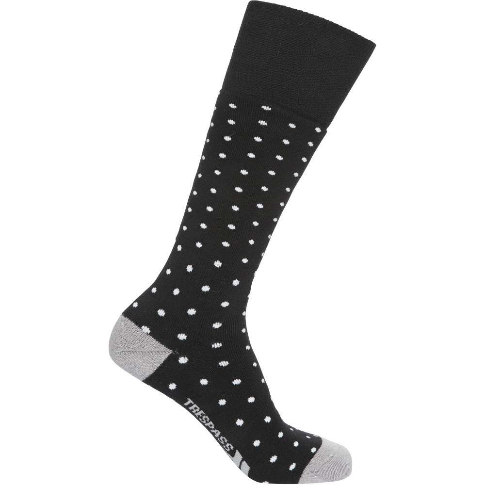 Trespass Womens/ladies Shard Technical Support Polycotton Skiing Socks Uk Size 3-6