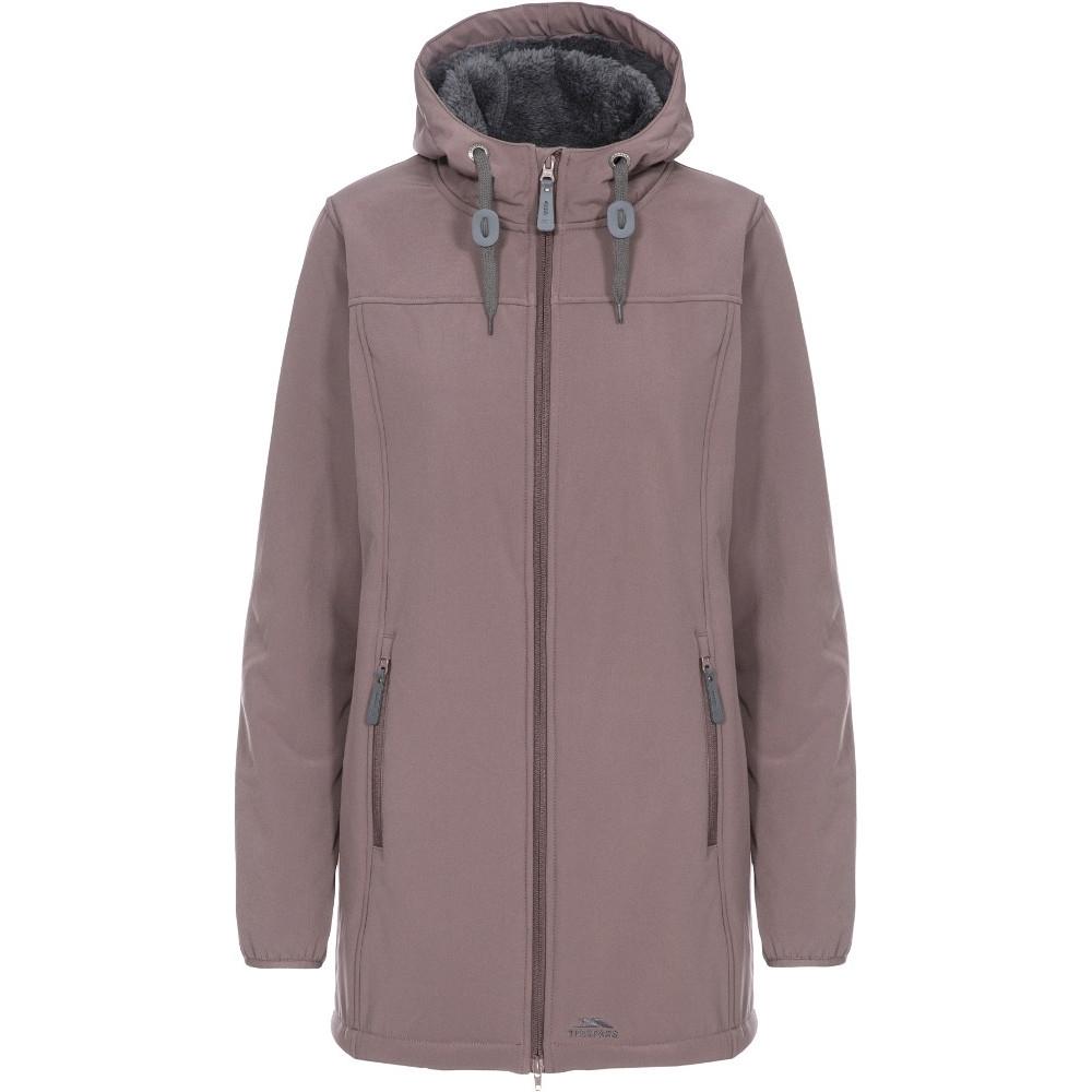 Trespass Womens/ladies Kristen Waterproof Walking Softshell Coat Xs- Uk 8  Bust 32 (81cm)