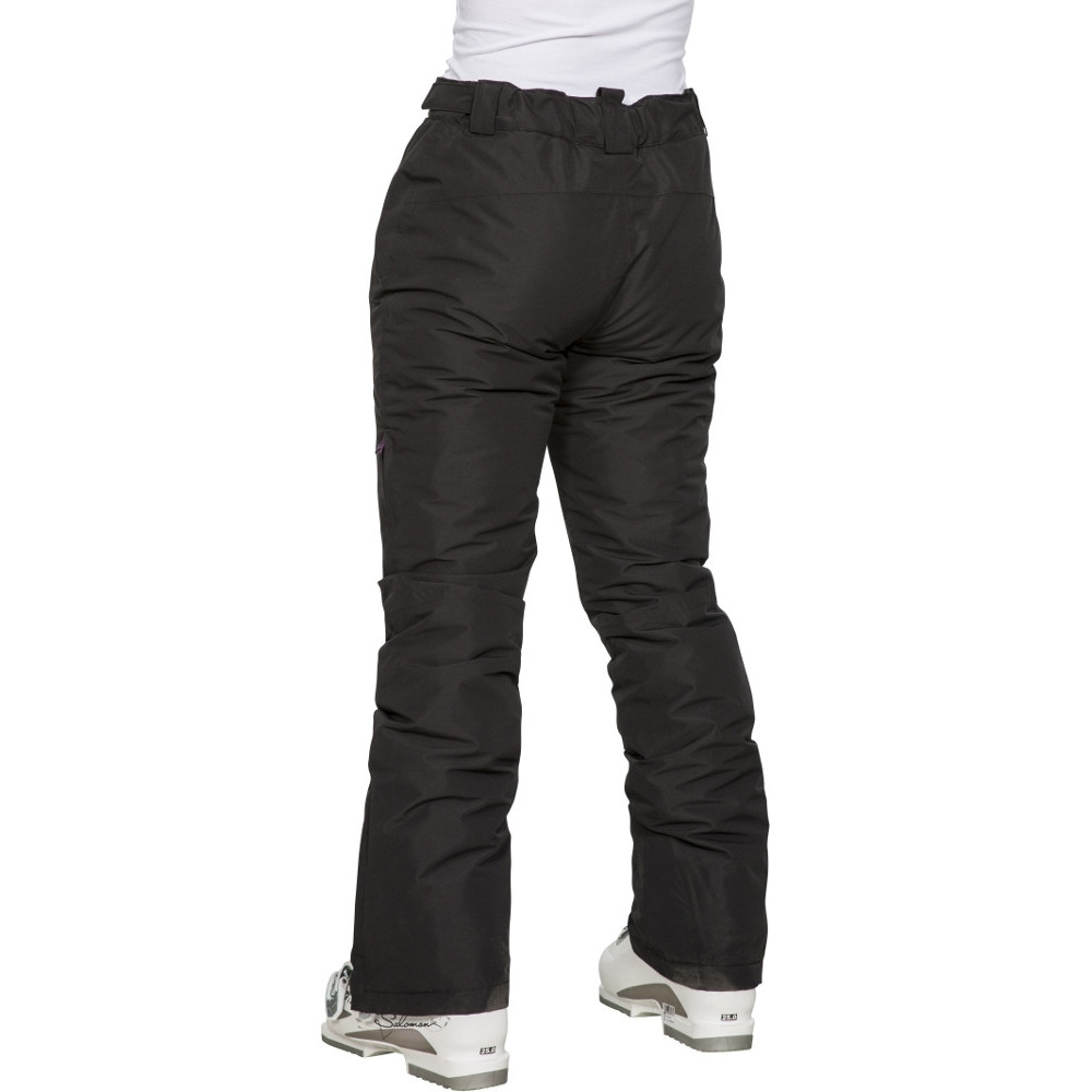 Trespass Womens/ladies Tullow Waterproof Windproof Skiing Trousers 14/l - Waist 32 (81cm)