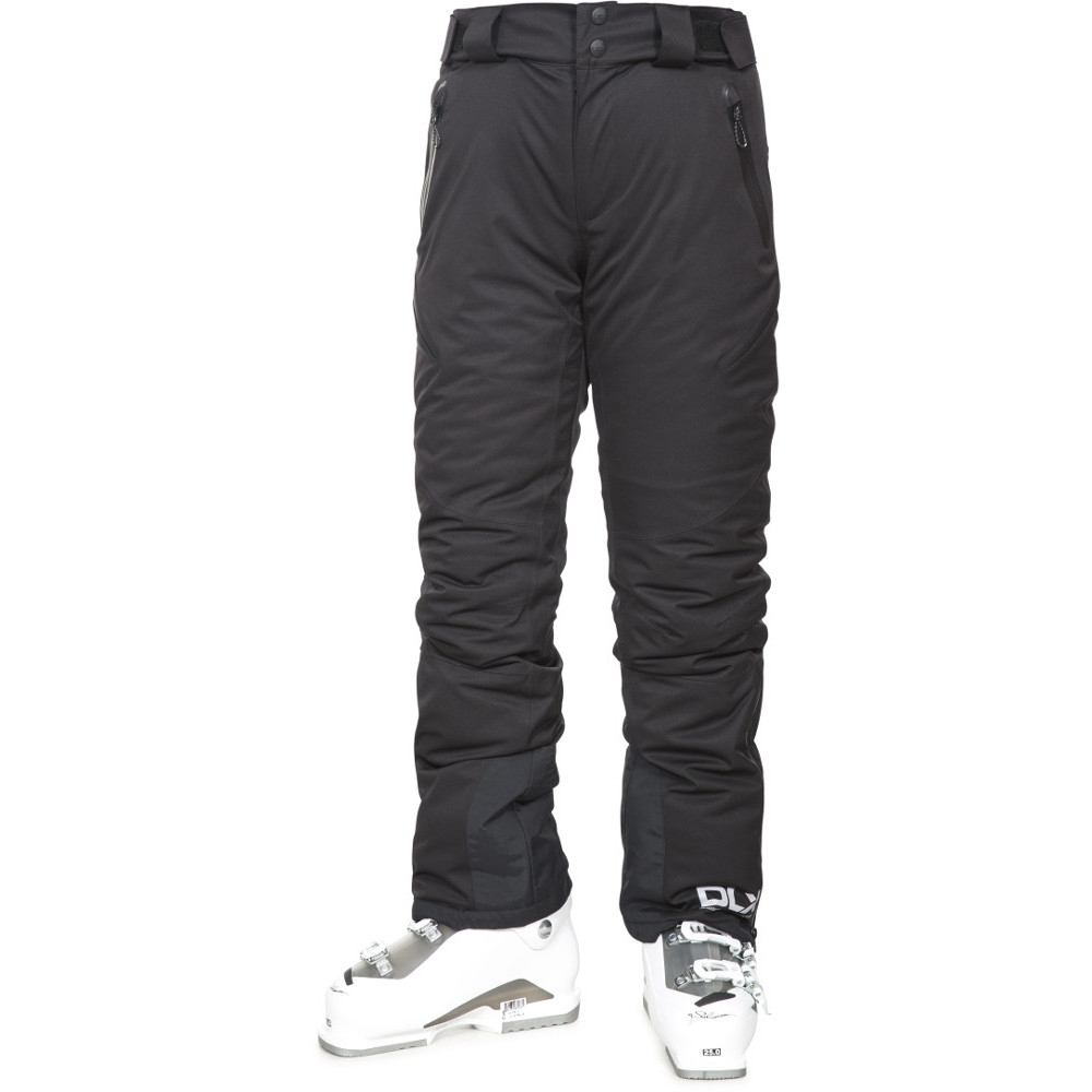 Trespass Womens/ladies Marisol Waterproof Breathable Skiing Trousers 10/s - Waist 28 (71cm)