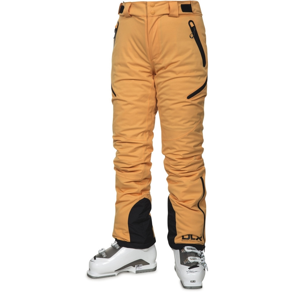 Trespass Womens/ladies Marisol Waterproof Breathable Skiing Trousers 12/m - Waist 30 (76cm)