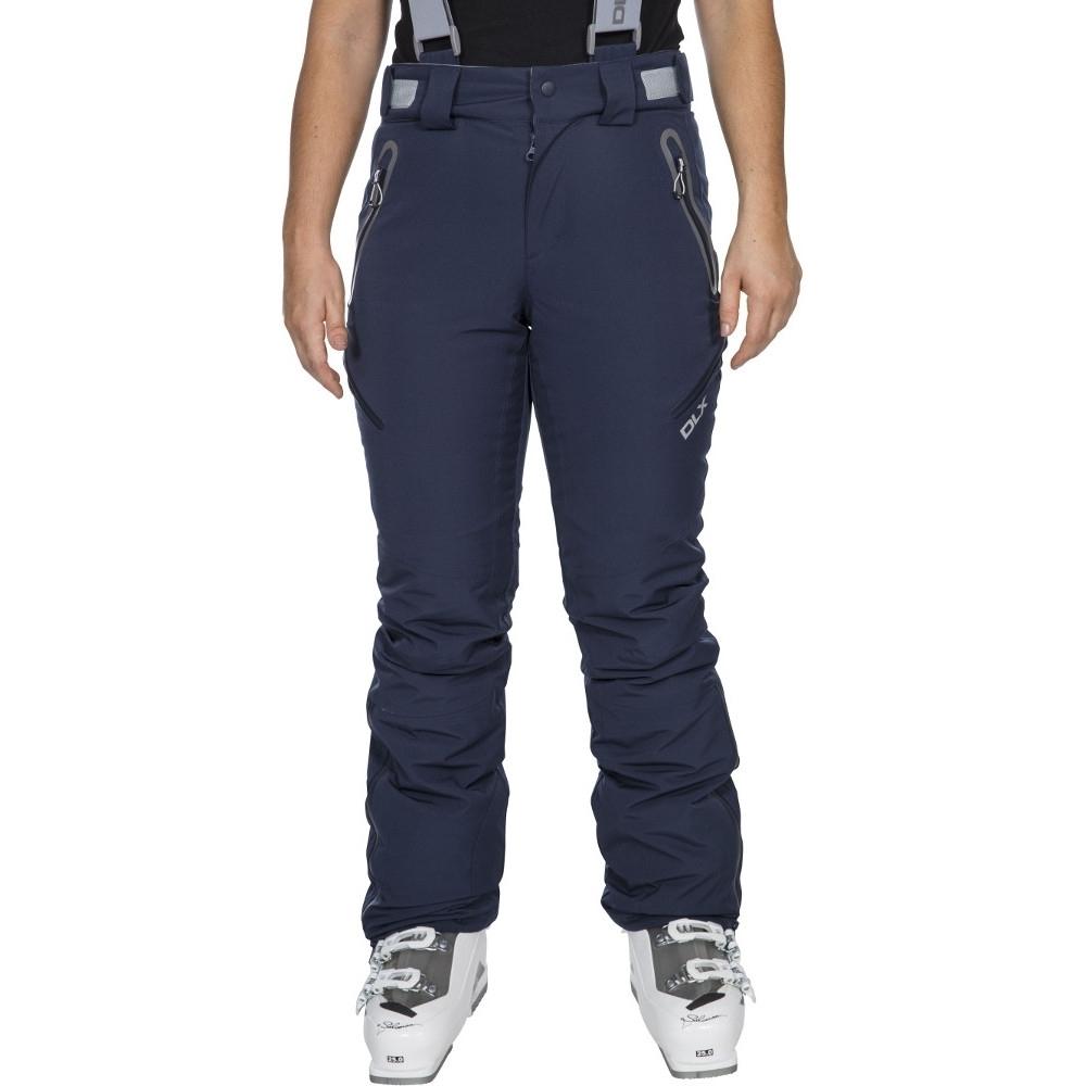 Trespass Womens/ladies Marisol Waterproof Breathable Skiing Trousers S- Uk 10  Waist 28 (71cm)