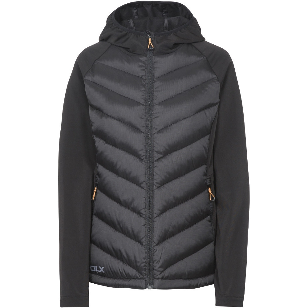 Trespass Womens/ladies Joyce Insulated Hooded Padded Down Jacket Coat 14/l - Bust 38 (96.5cm)