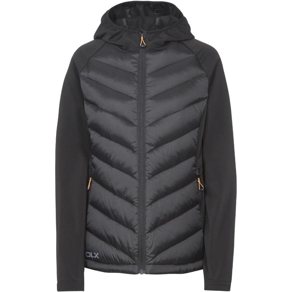 Trespass Womens/ladies Joyce Insulated Hooded Padded Down Jacket Coat 18/xxl - Bust 42 (106.5cm)
