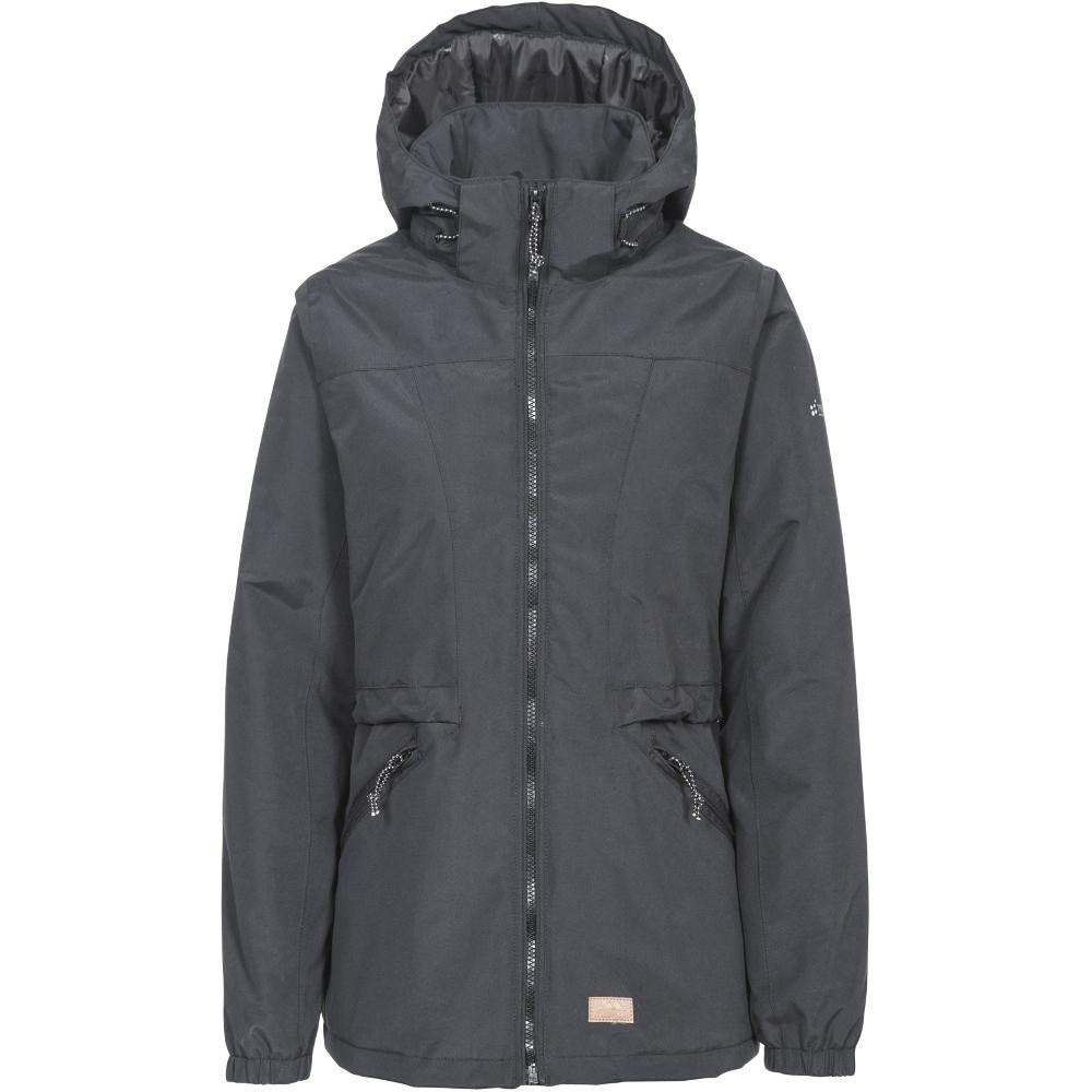 Trespass Womens/ladies Liberate Waterproof Windproof Warm Walking Coat 8/xs - Bust 32 (81cm)